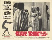 Slave Trade in the World Today - 11 x 14 Movie Poster - Style H