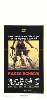 Slavers - 13 x 28 Movie Poster - Italian Style A