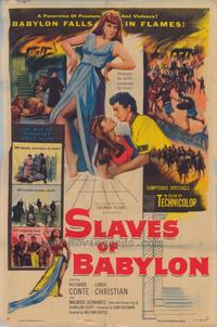 Slaves of Babylon - 43 x 62 Movie Poster - Bus Shelter Style A