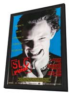 SLC Punk! - 27 x 40 Movie Poster - Style C - in Deluxe Wood Frame