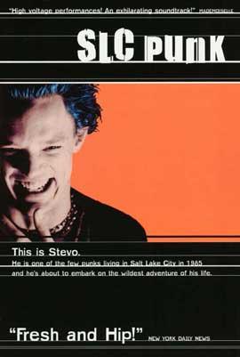 SLC Punk! - 11 x 17 Movie Poster - Style B