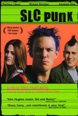 SLC Punk! - 27 x 40 Movie Poster - Style A