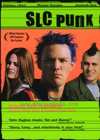 SLC Punk! - 43 x 62 Movie Poster - Bus Shelter Style A