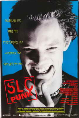 SLC Punk! - 27 x 40 Movie Poster - Style C