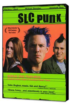 SLC Punk! - 27 x 40 Movie Poster - Style A - Museum Wrapped Canvas