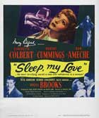 Sleep My Love - 11 x 17 Movie Poster - Style B