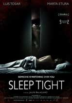 Sleep Tight - 11 x 17 Movie Poster - Swiss Style A