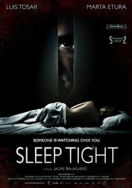 Sleep Tight - 43 x 62 Movie Poster - Swiss Style A