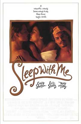 Sleep with Me - 27 x 40 Movie Poster - Style A
