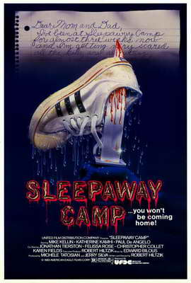 Sleepaway Camp - 27 x 40 Movie Poster - Style A
