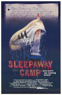 Sleepaway Camp - 43 x 62 Movie Poster - Bus Shelter Style A