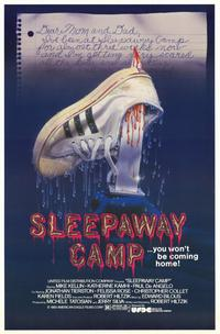 Sleepaway Camp - 11 x 17 Movie Poster - Style A - Museum Wrapped Canvas