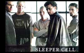 Sleeper Cell - 11 x 17 TV Poster - Style B