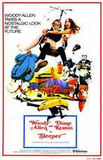 Sleeper - 11 x 17 Movie Poster - Style C