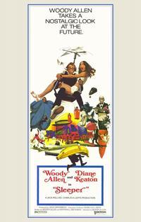 Sleeper - 11 x 17 Movie Poster - Style B