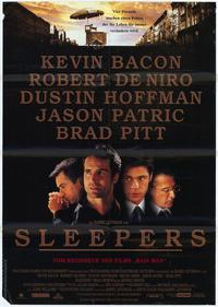 Sleepers - 11 x 17 Movie Poster - German Style A