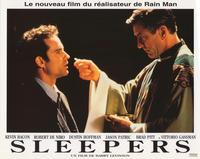 Sleepers - 11 x 14 Poster French Style A