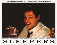 Sleepers - 11 x 14 Poster French Style B