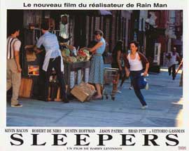 Sleepers - 11 x 14 Poster French Style D