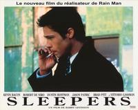 Sleepers - 11 x 14 Poster French Style G