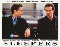 Sleepers - 11 x 14 Poster French Style H