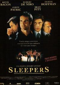 Sleepers - 11 x 17 Movie Poster - Spanish Style A