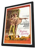 Sleeping Beauty (Ballet) - 11 x 17 Movie Poster - Style A - in Deluxe Wood Frame