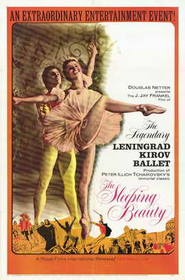 Sleeping Beauty (Ballet) - 11 x 17 Movie Poster - Style A