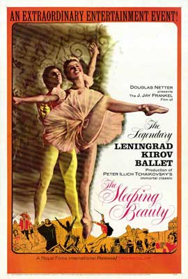 Sleeping Beauty (Ballet) - 27 x 40 Movie Poster - Style A