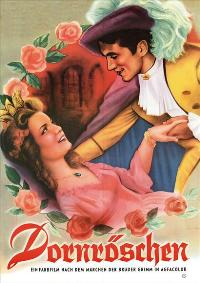 Sleeping Beauty - 11 x 17 Movie Poster - German Style A