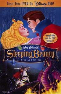 Sleeping Beauty - 11 x 17 Movie Poster - Style C