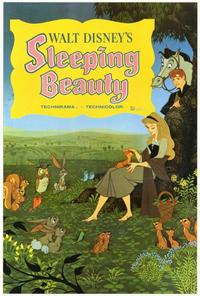 Sleeping Beauty - 27 x 40 Movie Poster - Style A