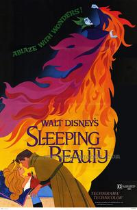 Sleeping Beauty - 43 x 62 Movie Poster - Bus Shelter Style A