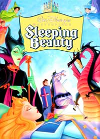 Sleeping Beauty - 11 x 17 Movie Poster - Style G