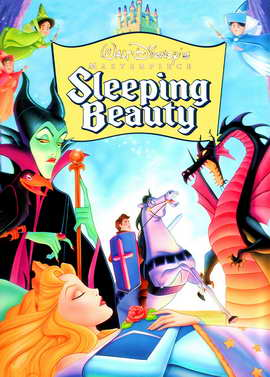 Sleeping Beauty - 27 x 40 Movie Poster - Style D