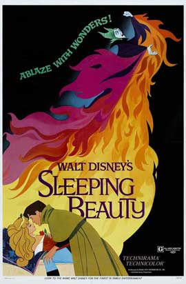 Sleeping Beauty - 11 x 17 Movie Poster - Style I