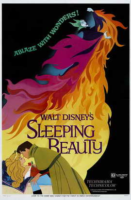 Sleeping Beauty - 27 x 40 Movie Poster - Style I