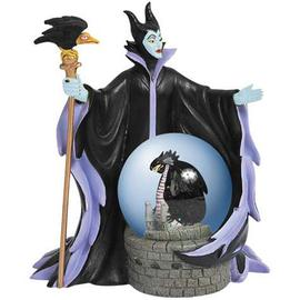 Sleeping Beauty - Maleficent Water Globe