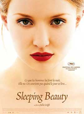 Sleeping Beauty - 27 x 40 Movie Poster - French Style A