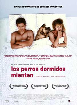 Sleeping Dogs Lie - 11 x 17 Movie Poster - Spanish Style A
