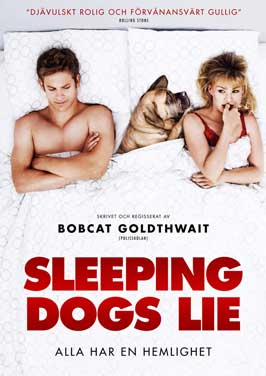Sleeping Dogs Lie - 11 x 17 Movie Poster - Swedish Style A