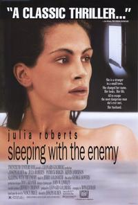 Sleeping with the Enemy - 27 x 40 Movie Poster - Style B