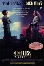 Sleepless in Seattle - 27 x 40 Movie Poster - Style B