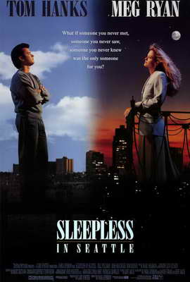 Sleepless in Seattle - 27 x 40 Movie Poster - Style A