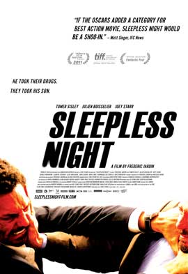 Sleepless Night - 11 x 17 Movie Poster - Style B