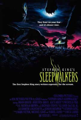 Sleepwalkers - 27 x 40 Movie Poster - Style B