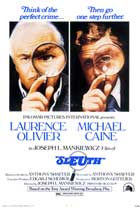 Sleuth - 43 x 62 Movie Poster - Bus Shelter Style B