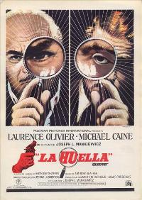 Sleuth - 11 x 17 Movie Poster - Spanish Style A