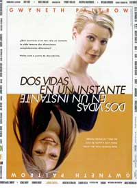 Sliding Doors - 43 x 62 Movie Poster - Spanish Style A