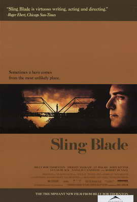 Sling Blade - 11 x 17 Movie Poster - Style A